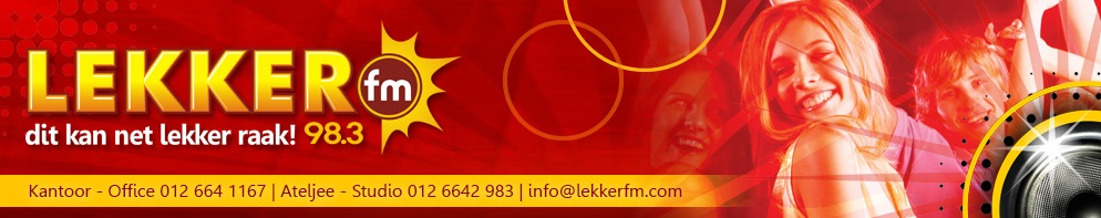 Lekker KarPraat Op Lekker FM: 26-04-2019