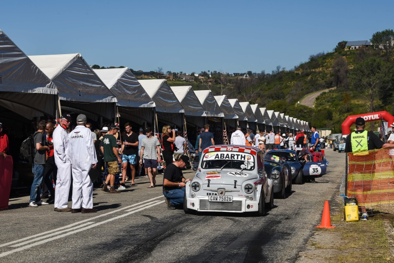 Sparks fly in thrilling King of the Hill finale at 10th Jaguar Simola Hillclimb