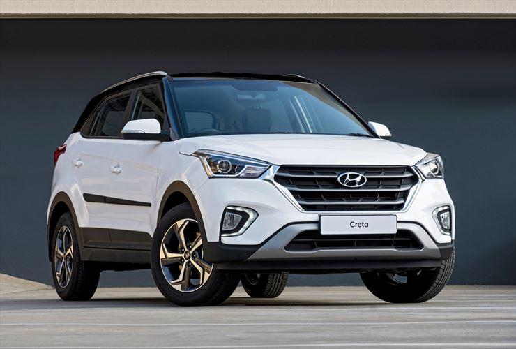 Hyundai Creta range gets a flashy new flagship derivative