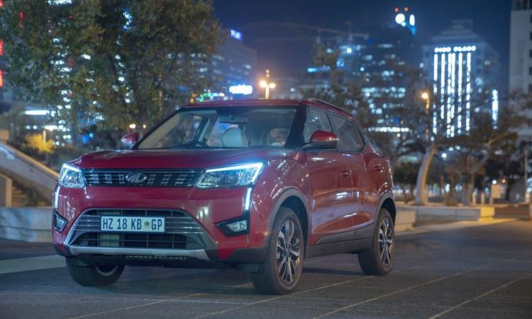 Mahindra launches the new Bold and Dynamic XUV300
