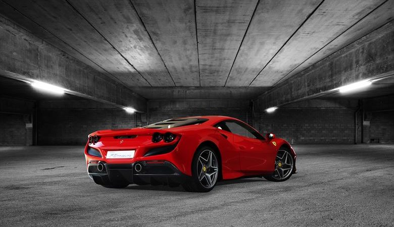 Ferrari F8 Tributo: A celebration of excellence