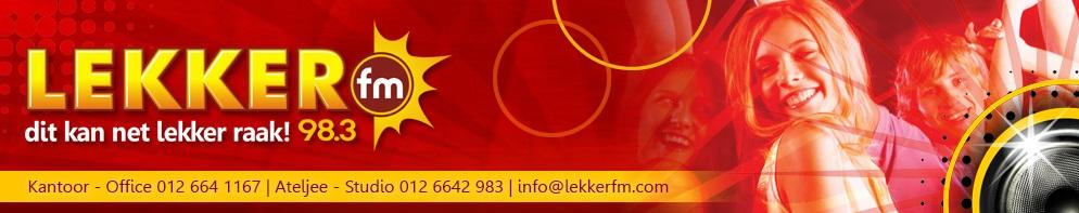 Lekker KarPraat Op Lekker FM: 03-05-2019